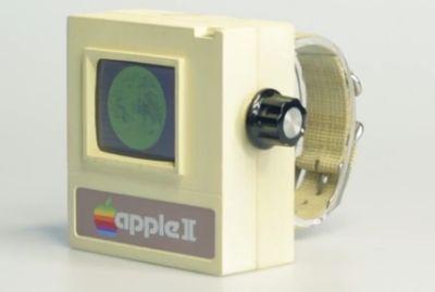 かつての名機が腕時計に apple ii watch eeepcの軌跡